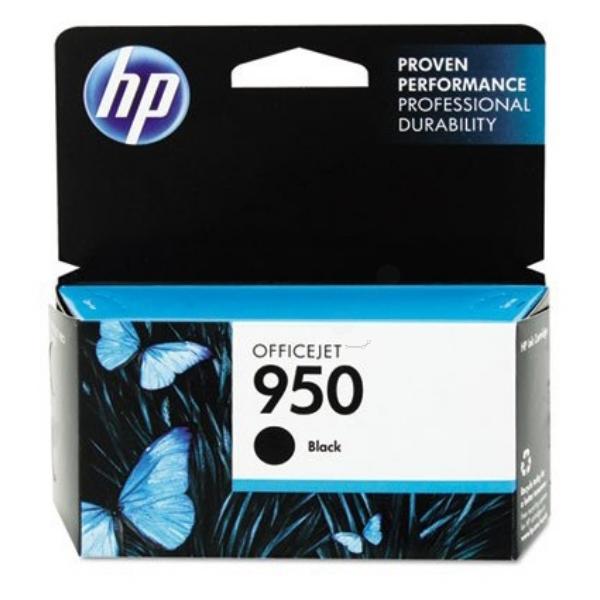 Original HP CN049AE / 950 Tintenpatrone schwarz