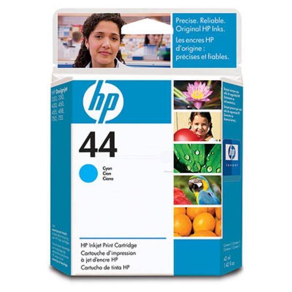Original HP 51644CE / 44 Druckkopf cyan