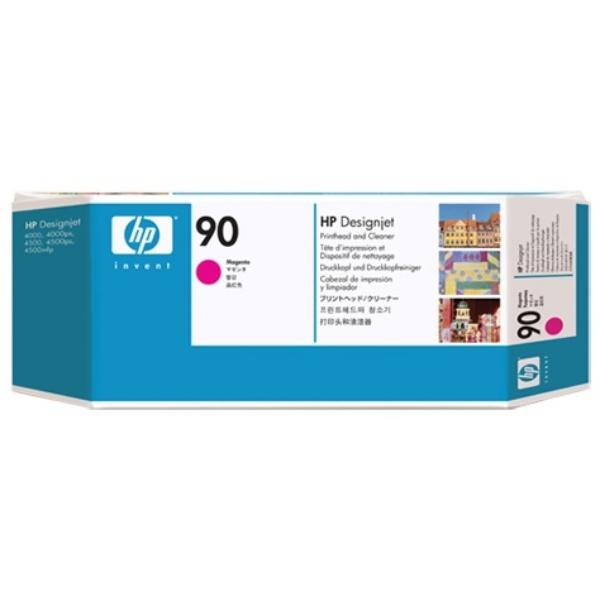 Original HP C5056A / 90 Printhead magenta