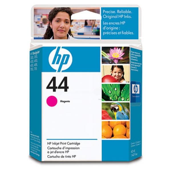 Original HP 51644ME / 44 Druckkopf magenta