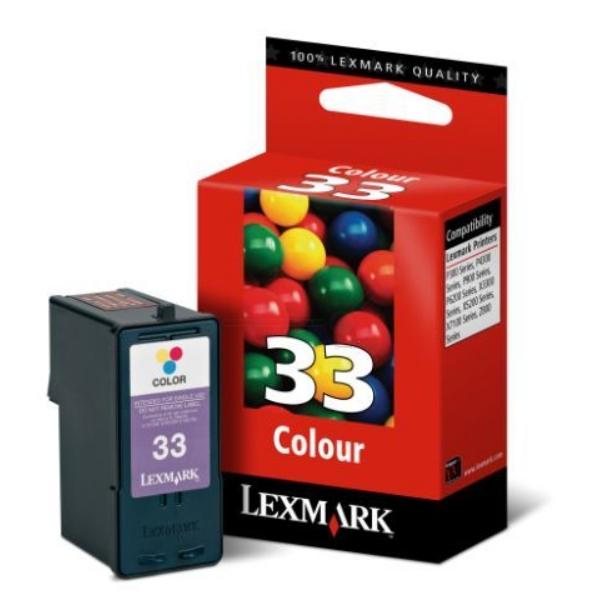 Original Lexmark 18C0033E / 33 Druckkopf color