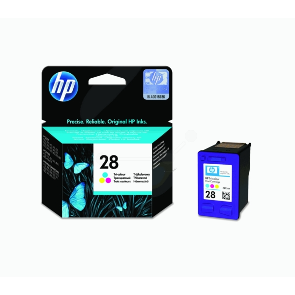 Original HP C8728AE / 28 Tête d'impression couleur