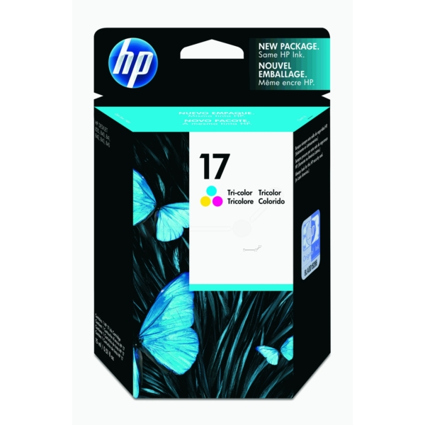 Original HP C6625AE / 17 Druckkopfpatrone color