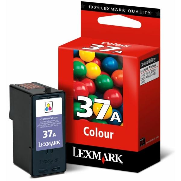 Original Lexmark 18C2160E / 37A Druckkopf color