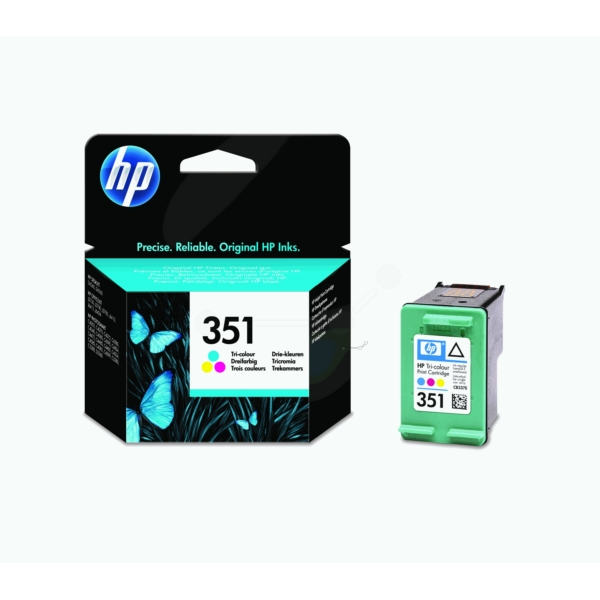 Original HP CB337EE / 351 Tête d'impression couleur