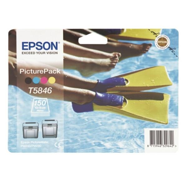 Original Epson C13T58464010 / T5846 Druckkopf