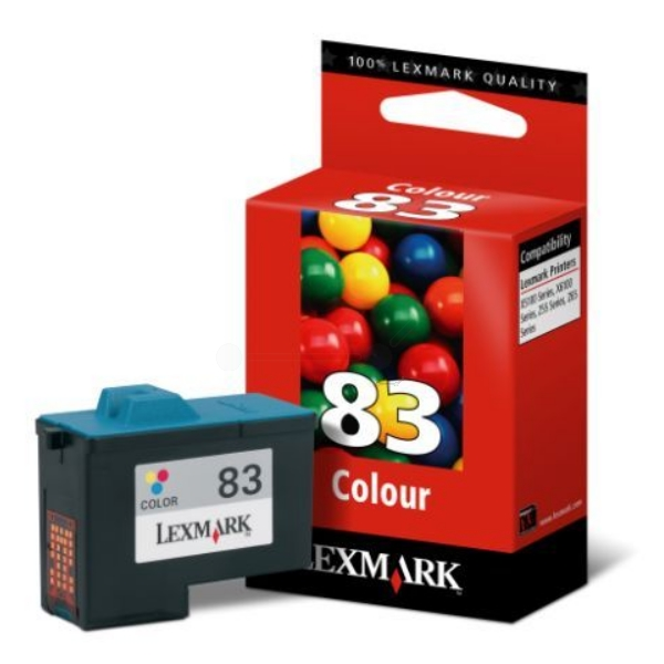 Original Lexmark 18L0042E / 83 Druckkopf color