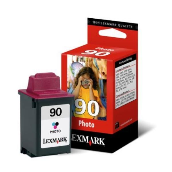 Original Lexmark 12A1990E / 90 Druckkopf foto