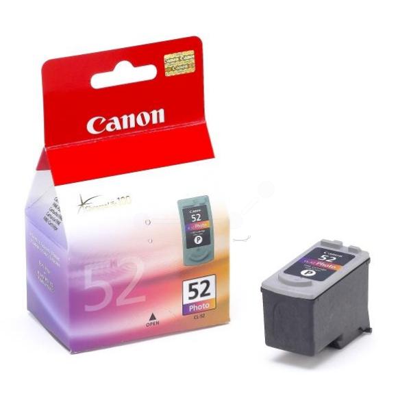 Original Canon 0619B001 / CL52 Tête d'impression photo