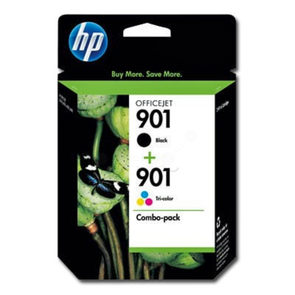 Original HP SD519AE / 901XL+901 Cartouche à tête d'impression multi pack