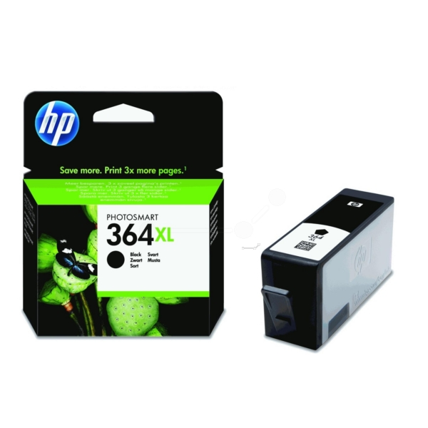 Original HP CN684EE / 364XL Ink cartridge black