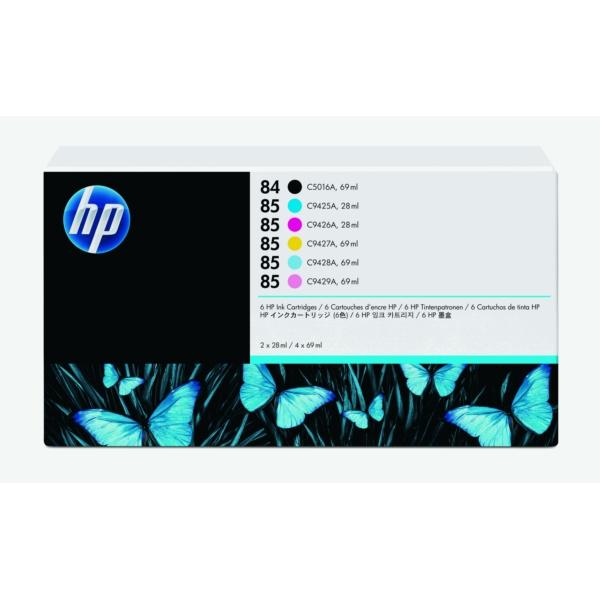 Original HP C5016A / 84 Tintenpatrone schwarz