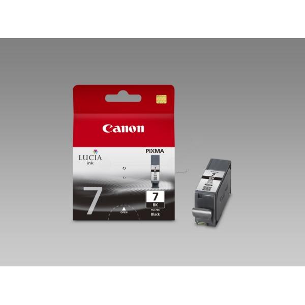 Original Canon 2444B001 / PGI7BK Tintenpatrone schwarz