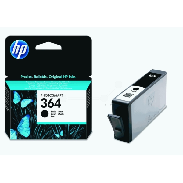 Original HP CB316EE / 364 Ink cartridge black