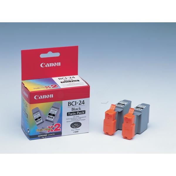 Original Canon 6881A009 / BCI24BK Tintenpatrone schwarz