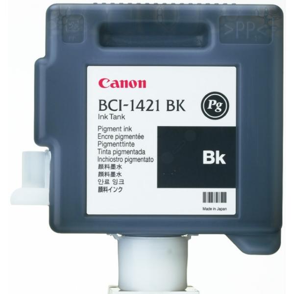 Original Canon 8367A001 / BCI1421BK Tintenpatrone schwarz