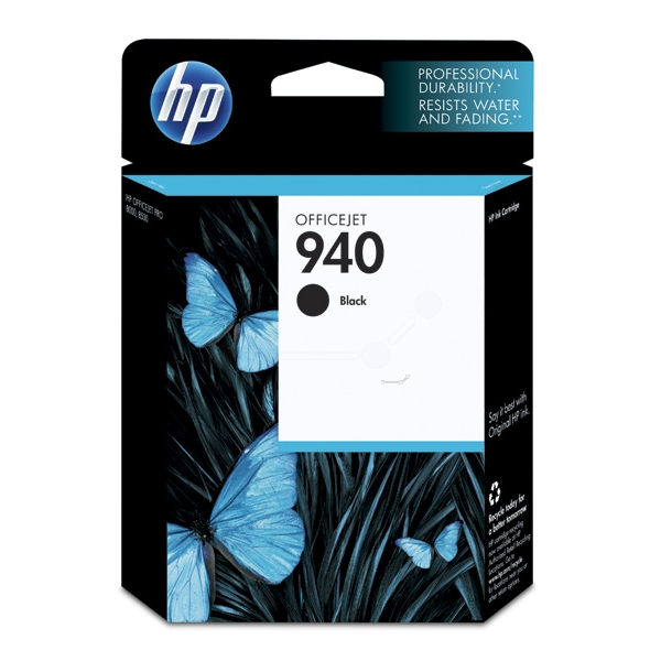 Original HP C4902AE / 940 Ink cartridge black