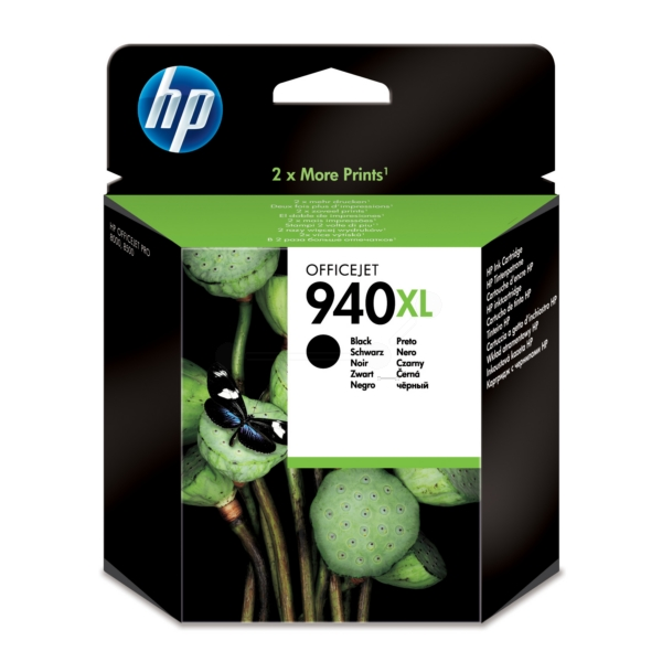 Original HP C4906AE / 940XL Ink cartridge black