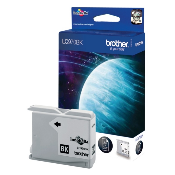 Original Brother LC970BK Ink cartridge black