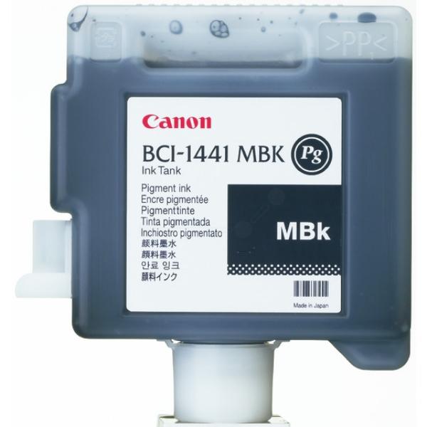 Original Canon 0174B001 / BCI1441MBK Tintenpatrone schwarz matt
