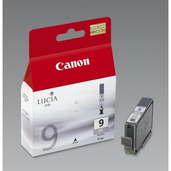 Original Canon 1042B001 / PGI9GY Tintenpatrone grau