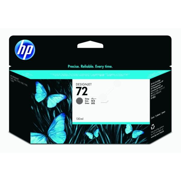 Original HP C9374A / 72 Tintenpatrone grau