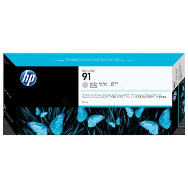 Original HP C9466A / 91 Tintenpatrone grau