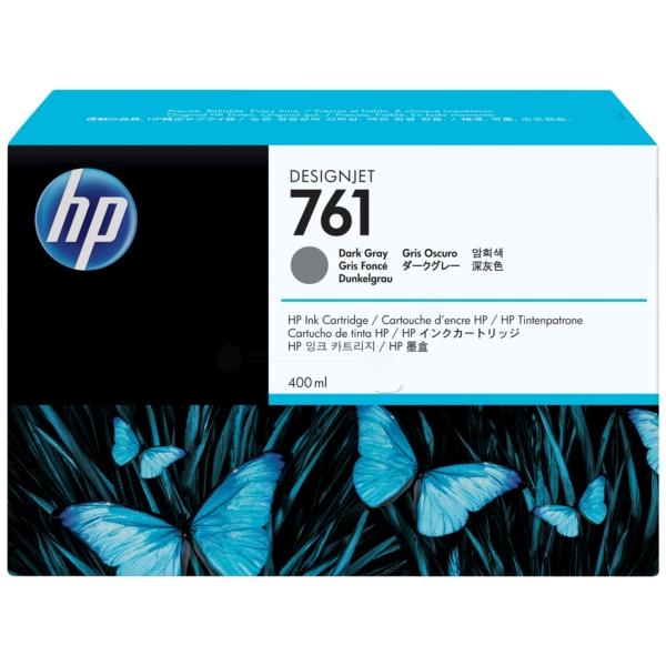 Original HP CM996A / 761 Tintenpatrone grau