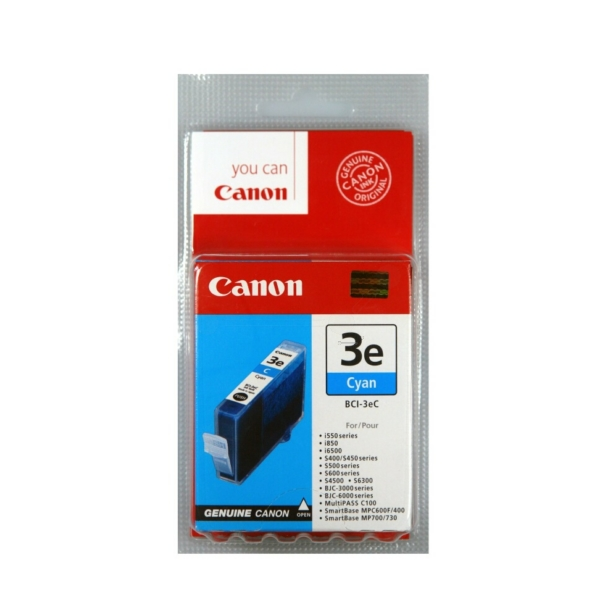 Original Canon 4480A002 / BCI3EC Tintenpatrone cyan