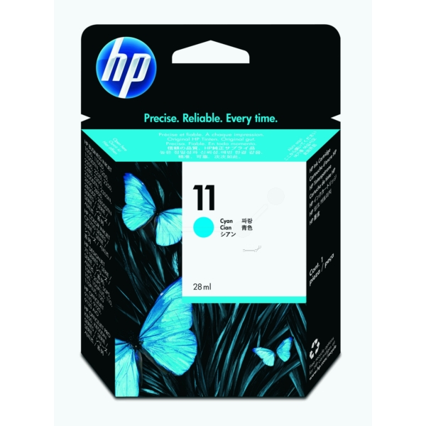 Original HP C4836AE / 11 Ink cartridge cyan