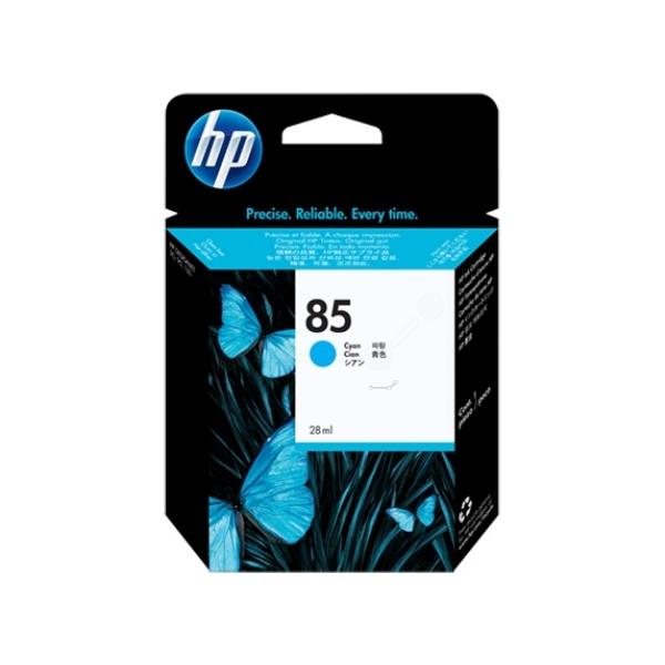 Original HP C9425A / 85 Tintenpatrone cyan