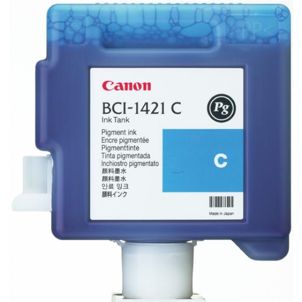 Original Canon 8368A001 / BCI1421C Tintenpatrone cyan