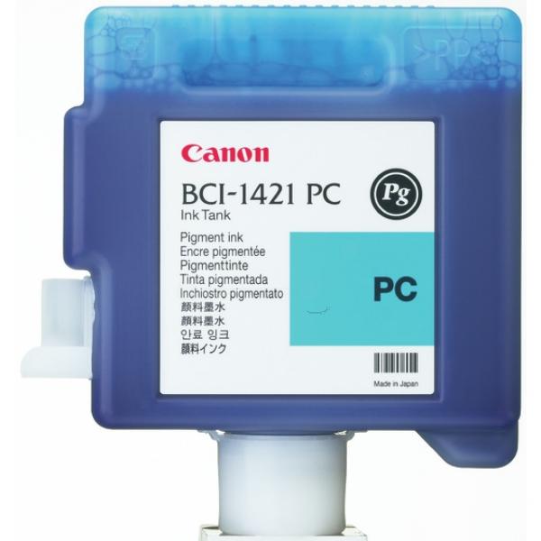 Original Canon 8371A001 / BCI1421PC Tintenpatrone cyan hell