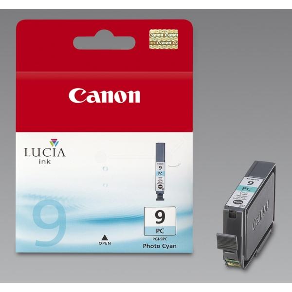 Original Canon 1038B001 / PGI9PC Tintenpatrone cyan hell