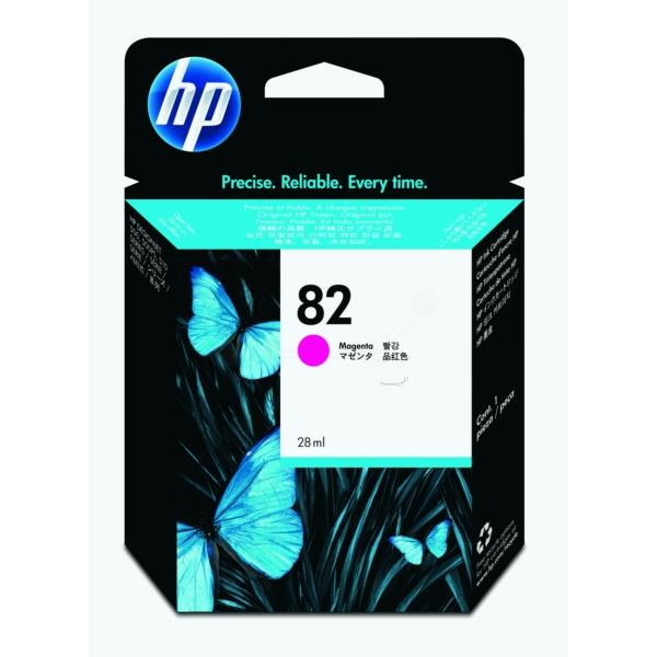 Original HP CH567A / 82 Tintenpatrone magenta