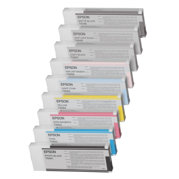 Original Epson C13T614300 / T6143 Tintenpatrone magenta