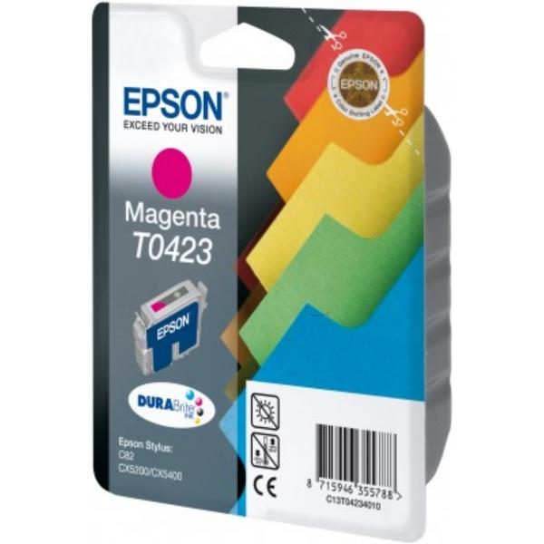 Original Epson C13T04234010 / T0423 Tintenpatrone magenta