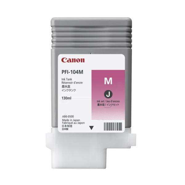 Original Canon 3631B001 / PFI104M Tintenpatrone magenta
