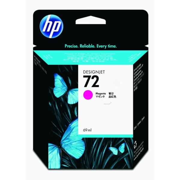 Original HP C9399A / 72 Tintenpatrone magenta