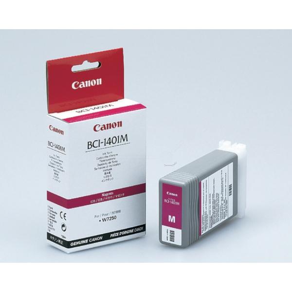 Original Canon 7570A001 / BCI1401M Tintenpatrone magenta