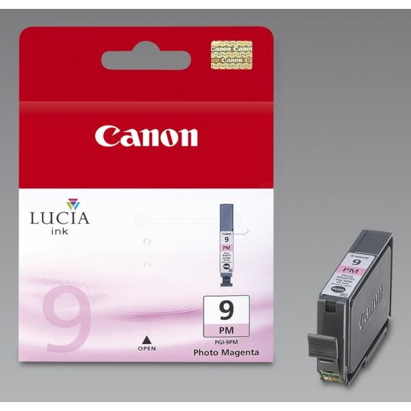 Original Canon 1039B001 / PGI9PM Tintenpatrone magenta hell