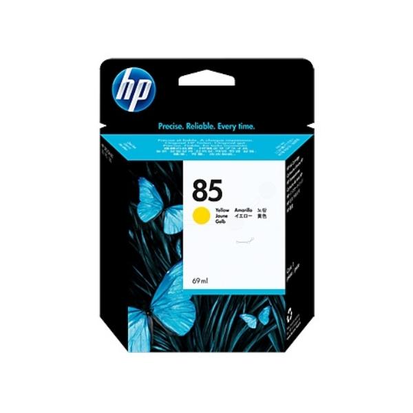 Original HP C9427A / 85 Tintenpatrone gelb