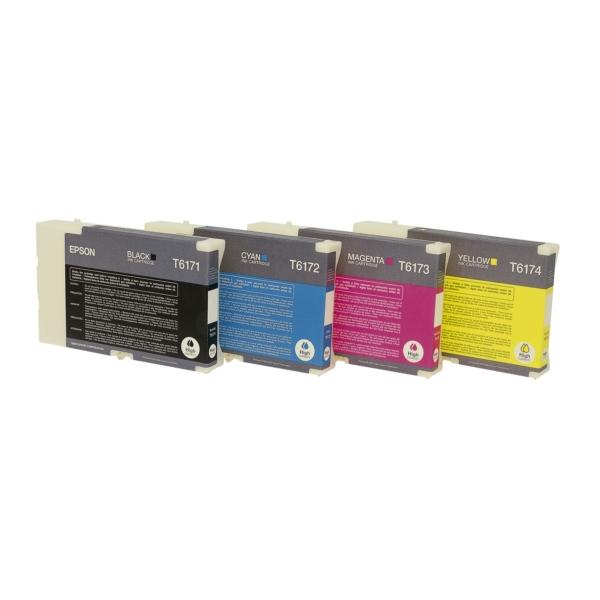 Original Epson C13T617400 / T6174 Tintenpatrone gelb