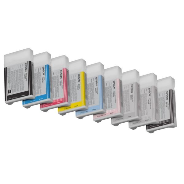 Original Epson C13T603400 / T6034 Tintenpatrone gelb