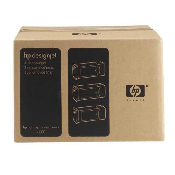 Original HP C5085A / 90 Ink cartridge yellow