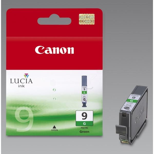 Original Canon 1041B001 / PGI9G Tintenpatrone grün