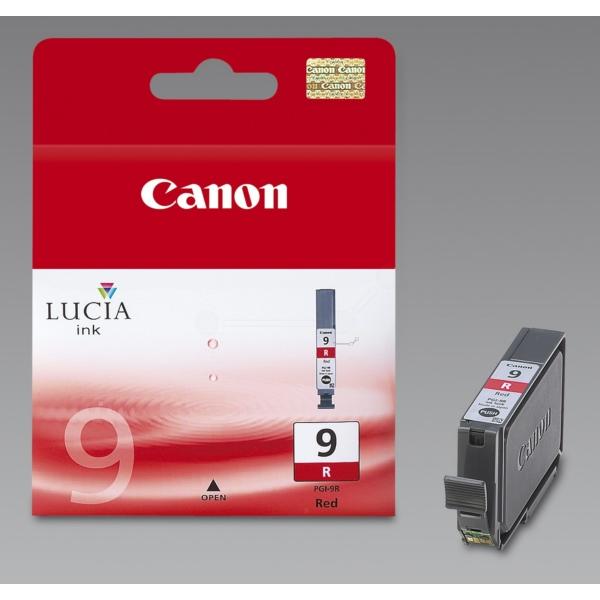 Original Canon 1040B001 / PGI9R Tintenpatrone rot