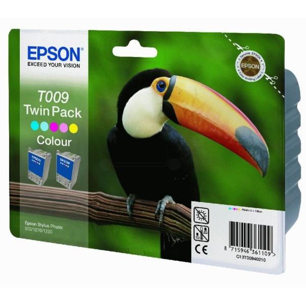 Original Epson C13T00940210 / T009 Tintenpatrone color