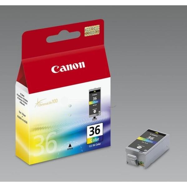 Original Canon 1511B001 / CLI36 Tintenpatrone color
