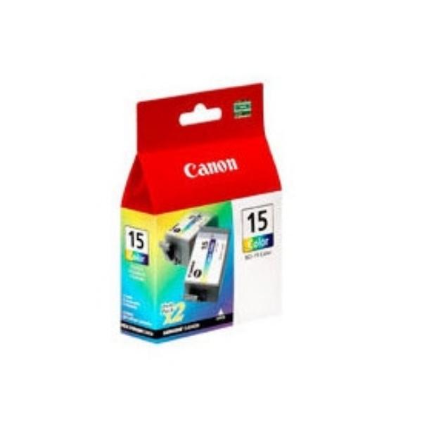 Original Canon 8191A002 / BCI15C Tintenpatrone color
